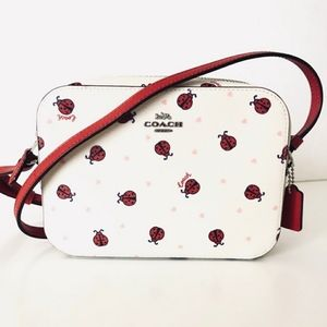 NWT Coach Ladybug Mini Crossbody bag 🐞